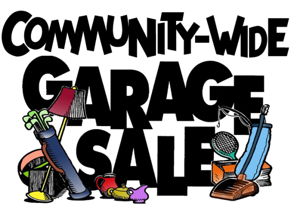 18th Annual Marshfield City Wide Garage Sale