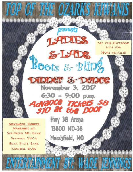 Kiwanis Ladies & Lads Dance