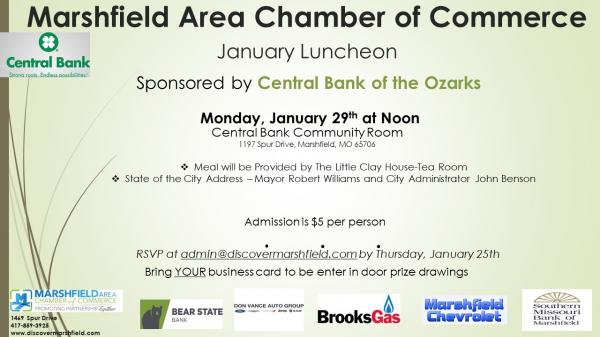 January Luncheon