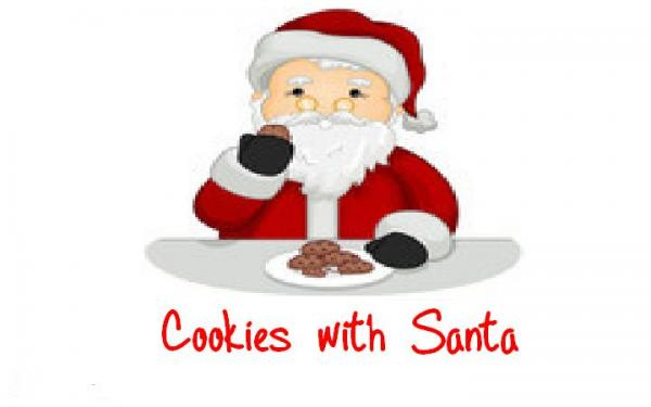 2nd Annual Cookies and Story Time with Santa