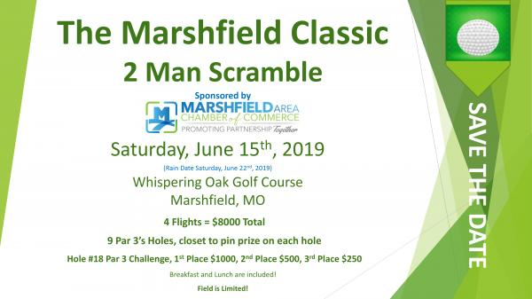 Marshfield Classic - 2 Man Scramble Golf Tournament
