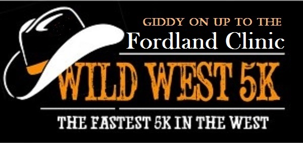Wild West 5K Run/Walk