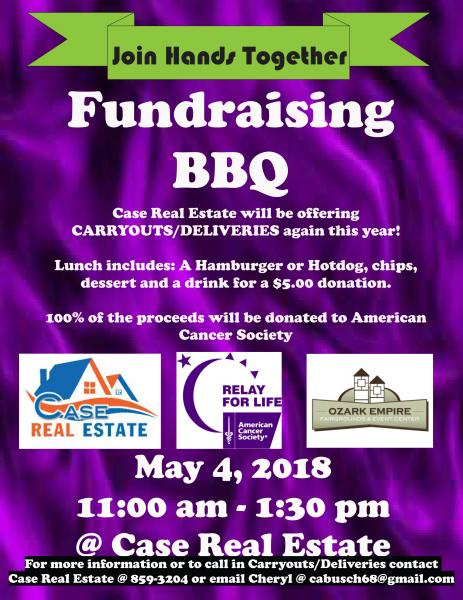 Case Real Estate BBQ Fundraiser