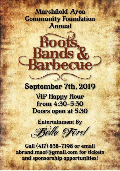 Boots, Bands & Barbecue