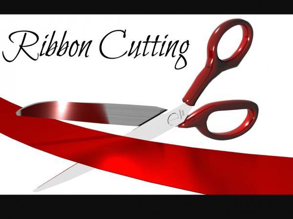 Arzee Zebra Project Ribbon Cutting