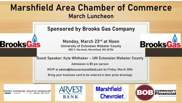 March Luncheon