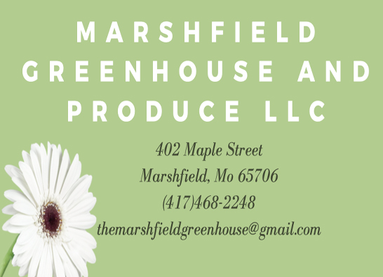 Marshfield Greenhouse and Produce