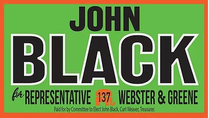 John Black for Representative