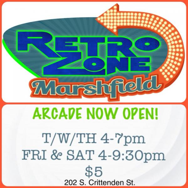 RetroZone Marshfield