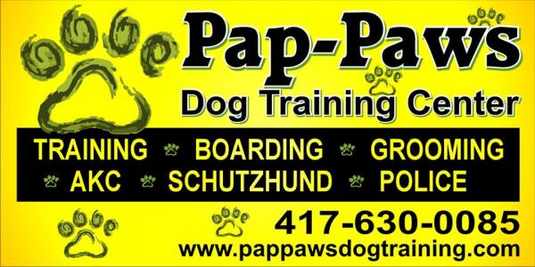 Pap-paws Dog Training Center