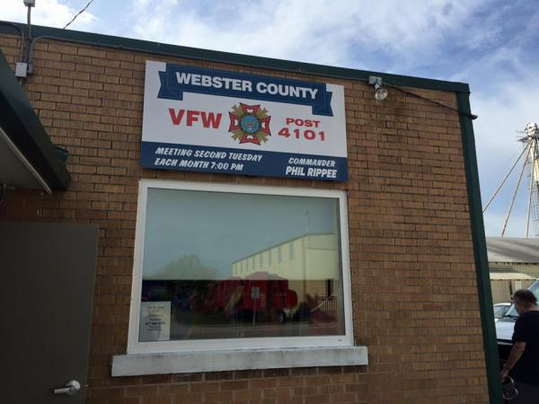 Webster County Veterans of Foreign Wars Post 4101