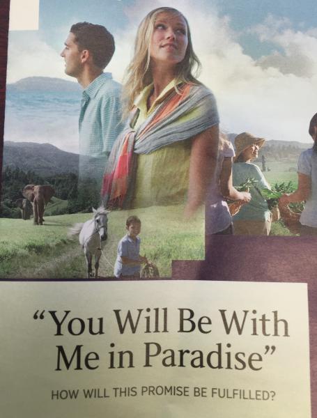 Kingdom Hall of Jehovah Witness