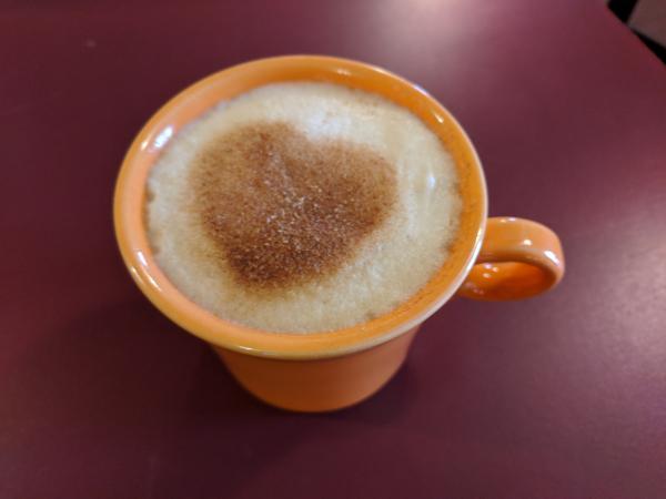 Cafe au Lait or Chai au Laot