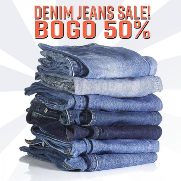 Back-to-School Jeans Sale