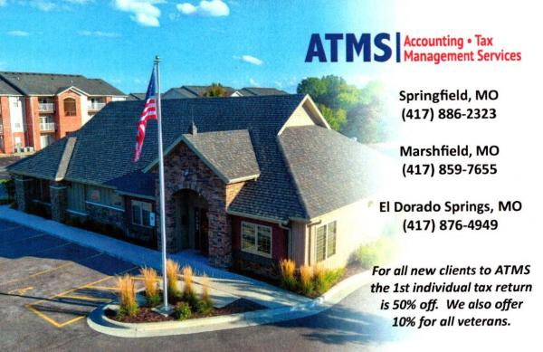 ATMS Discounts